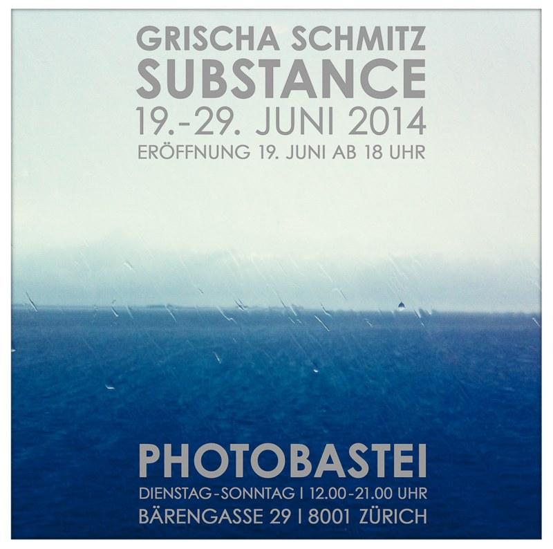 Plakat - Fotoausstellung