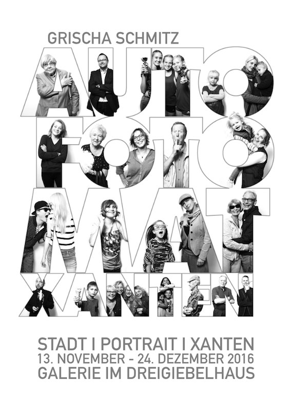 Postkarte - Fotoausstellung